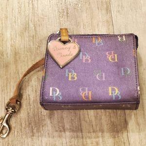 Y2K Dooney & Bourke Wallet